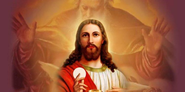 3 Lễ trọng kính Chúa: BA NGÔI - THÁNH THỂ - THÁNH TÂM - Tin Mừng. TV